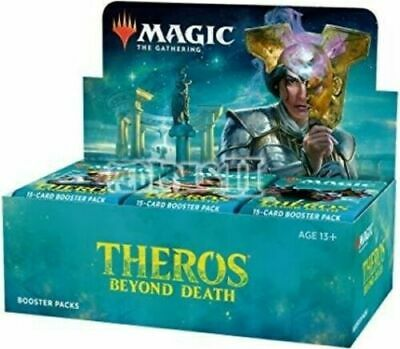 THEROS BEYOND DEATH Booster Box MTG MAGIC - SEALED English - CollectorsAvenueCom