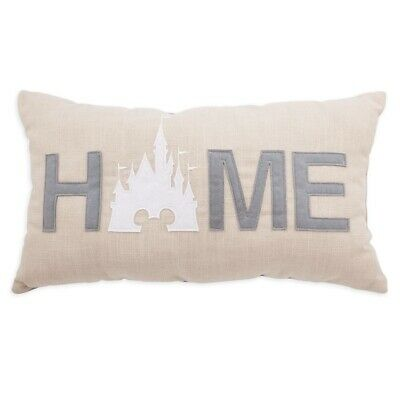 Disney Parks Beauty And The Beast Be Our Guest Pillow New With Tag