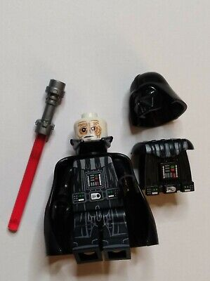 Lego Dark Orange HAIR Minifigure Star Wars Kenobi  Harry Potter Boy Head Gear
