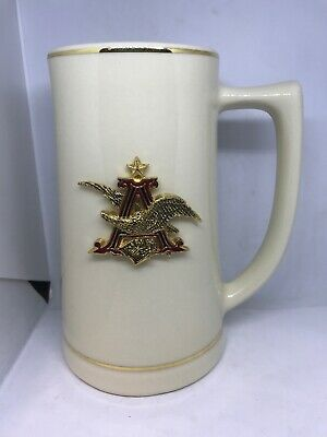 Vintage Anhauser Busch Stein Mug Made In USA