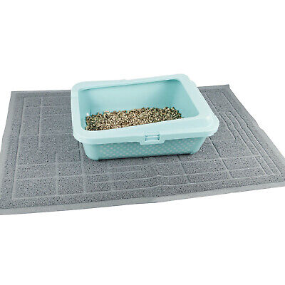 Cat Litter Mat Large Tray Anti-Tracking Pet Floor Protect Kitten Dog Non-Slip