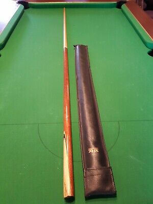 Snooker Cue 3/4 pro msnooker by gold master