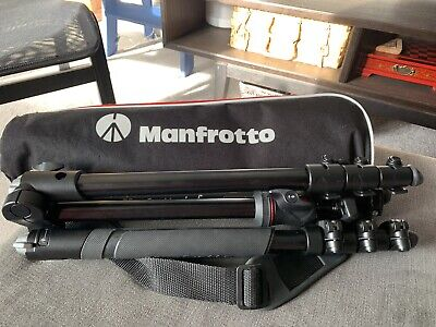 Manfrotto befree mkbfra4-bh tripod for Nikon Canon Sony Fujifilm  etc