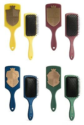 Harry Potter Hair Comb All Hogwarts House Travel Brush Ladies Girls Gift Primark