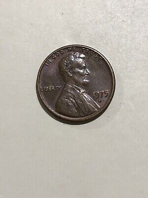 1975 One Cent Coin American Denver Mint