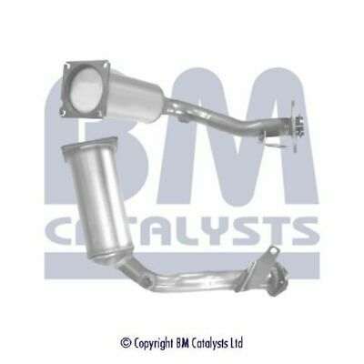2yr Warranty Fitting Kit BM90032H Exhaust Approved Petrol Catalytic Converter