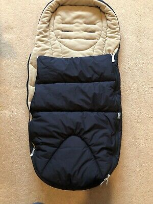 Mamas & Papas Cold Weather Plus Footmuff Cosy Toes - Navy