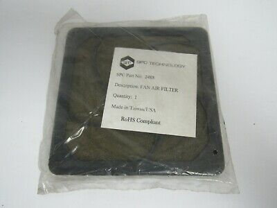 Spc Technology 2488 Fan Air Filter