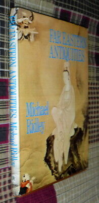 Far Eastern Antiquities,Michael Ridley,VG/VG-,HB,1972,First