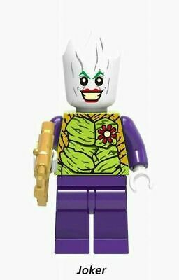 LEGO Compatible Groot Joker DC Comics Super Heroes Mini figures Villain mini fig