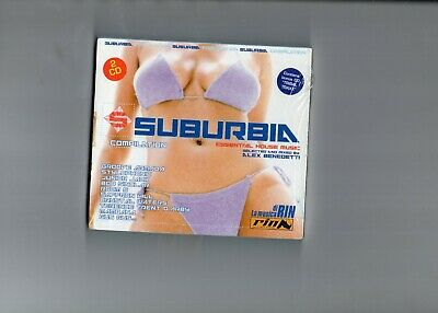 SUBURBIA COMPILATION doppio cd ESTATE 2003- nuovo sigillato