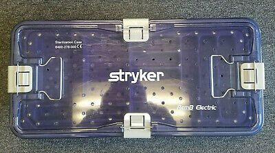 STRYKER 6400-278-000 RemB Electric Sterilization Case (Case Only)