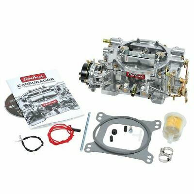 Edelbrock 1400 Performer Series 600 CFM Carburetor with Electric Choke For Chevy