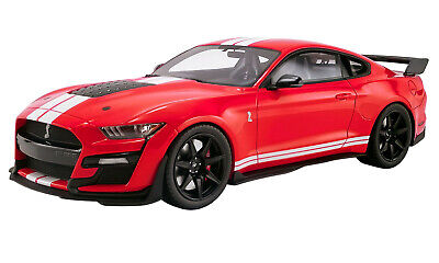 2020 Ford Mustang Shelby Gt500 Race Red 1/18 Model Car Gt Spirit For Acme Us021