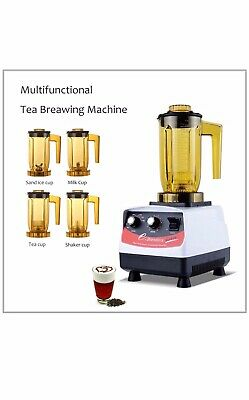 Xeoleo Tea Brewing Machine Bubble Tea Machine 1200 Ml Multifunction Food Blender