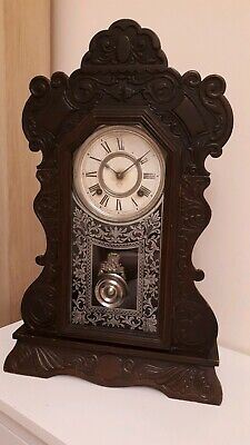 Antique Ansonia Clock company New York