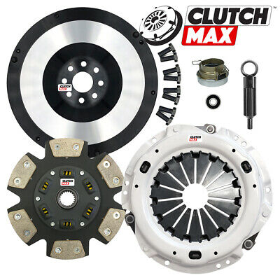STAGE 3 CLUTCH KIT+CHROMOLY FLYWHEEL fits 2002-2005 LEXUS IS300 2JZ-GE W55 JCE10