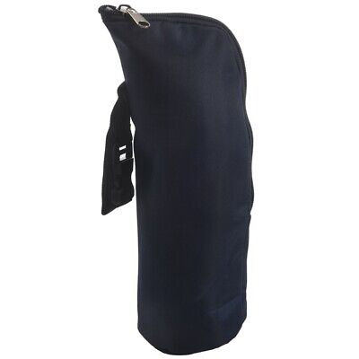 Baby Thermal Feeding Bottle Warmers Mummy Tote Bag Hang Stroller (Blue) E6Z6