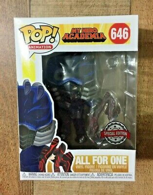 Funko Pop! All for One Battle Hand My Hero Academia  #646 Special Edition