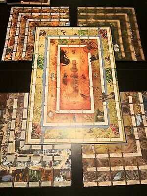 Talisman The Dragon Expansion 4th Edition - Collection Barely used