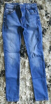 Matalan Boys Blue Slim Fit Jeans - 14 Years - Excellent Condition