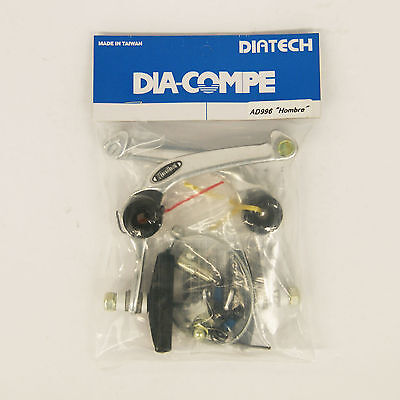 DIA-COMPE DC884 Brake Caliper Barrel Polishing for Rear