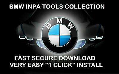 BMW Software Collection(NCS Expert+INPA+SP-DATEN) ONE CLICK INSTALL
