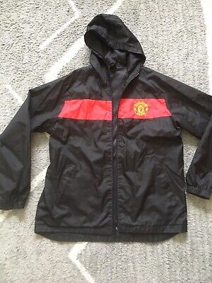 Manchester UNT   Windcheater Jacket Boys ,size XLB
