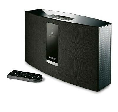 Bose SoundTouch 20 Series III Wireless Music System - Black, NEW IN BOX SEALED