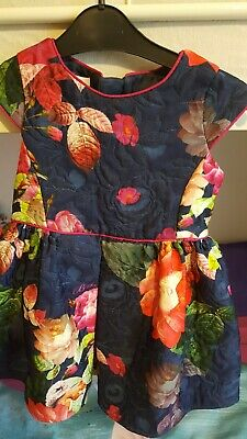 Ted Baker Girls Dress Age 2-3 Years