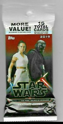 Autograph! 2019 Topps Star Wars Journey: The Rise Of Skywalker Auto HOT PACK!