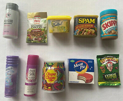 ZURU 5 Surprise MINI BRANDS Lot of 10 No Duplicates Free shipping in US.