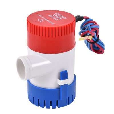 Min BSA US SHIP 1100gph 12v Boat Marine Plumbing Electric Bilge Pumps 22-234L
