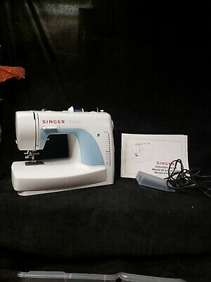 Singer Simple 3116 18 Stitch Full Size Sewing Machine EUC Factory Packaging Inc.
