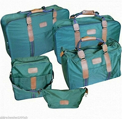 Travelling Bags set of 5 fit into each other