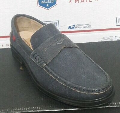 Marc Joseph New York Mens Leather Loafers Size 9