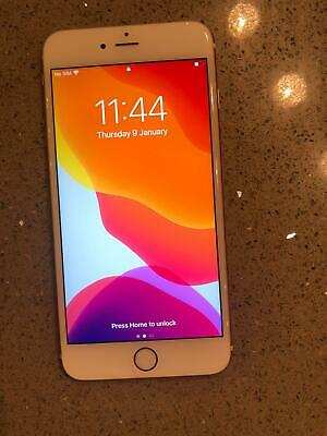 Apple iPhone 6S Plus 64GB unlocked rose gold. VGC apart from proximity sensor.