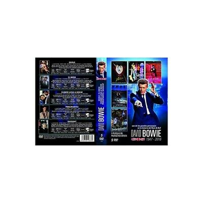 David Bowie Pack 5 DVDs [DVD]