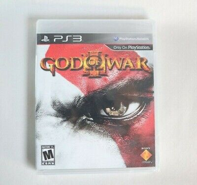 GOD OF WAR 3 - Game for PS3 - Sony Playstation 3 - NEW