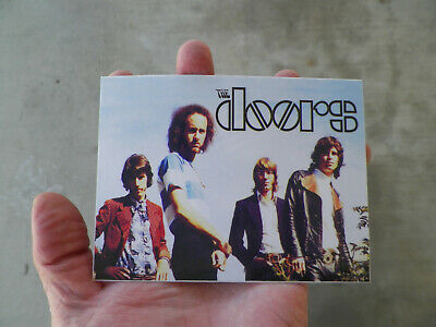Jim Morrison & The Doors Music Sticker/Decal