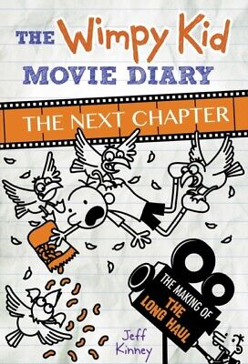 DIARY OF A WIMPY KID THE MOVIE DIARY, Kinney, Jeff