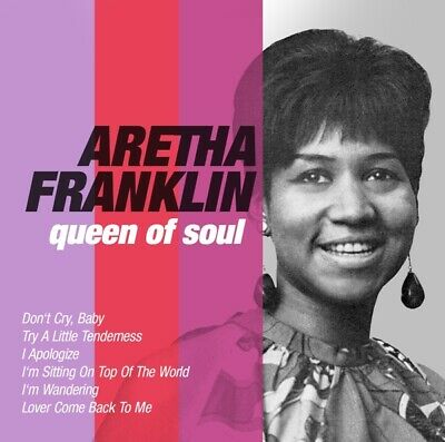Aretha Franklin - Queen Of Soul CD ZYX Music NEW