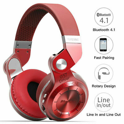 Bluedio T2S Wireless Headphones Bluetooth Stereo Headsets for Smart phones
