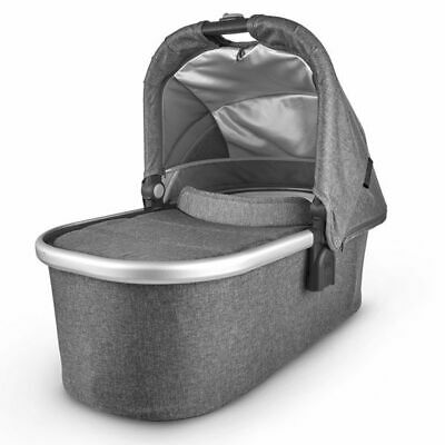 UPPAbaby Cruz V2 Bassinet Charcoal Melange (Jordan) - Due Mid March 2020