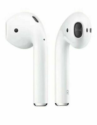 Refurbished Genuine Apple Airpods Wireless with Charging Case 2nd Generation