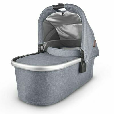 UPPAbaby Cruz V2 Bassinet Blue Melange (Gregory) - Due Mid March 2020
