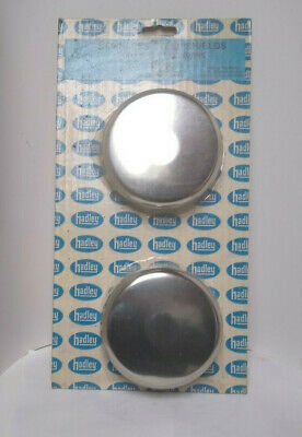 NOS Hadley Stainless Steel Shields 926  FREE DOMESTIC SHIPPING