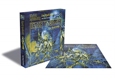 Iron Maiden-Live After Death (500 Piece Jigsaw Puzzle) New
