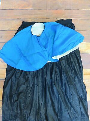 Victorian Style Skirt & Cape - Theatrical - Re-enactment - UK 18/20