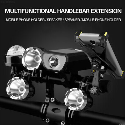 D021 Carbon Fiber Bicycle Mount Extender Bike Extension Bracket Cycling Tools